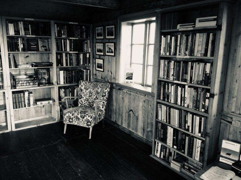 ligusterbooks liebster Leseplatz