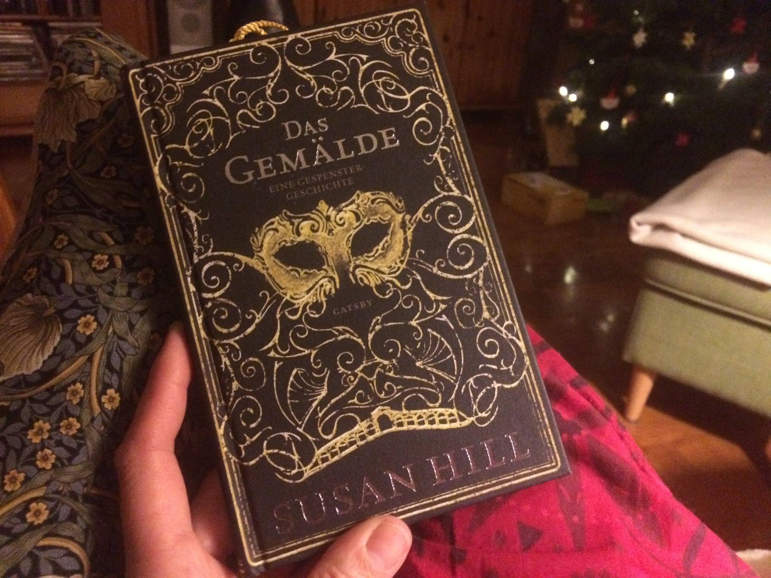 Ein Buch für eine Winternacht